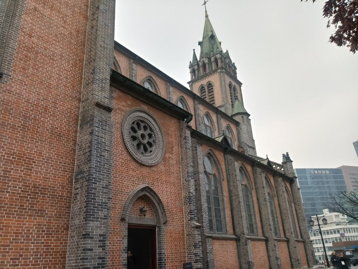 Myeong-dong Cathedral 서울 명동성당