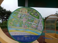 map of the park.