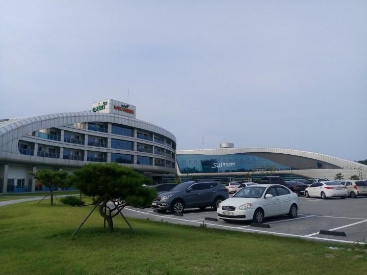 Gangneung Green City Experience Center E-zen 강릉 녹색도시체험센터 E-ZEN