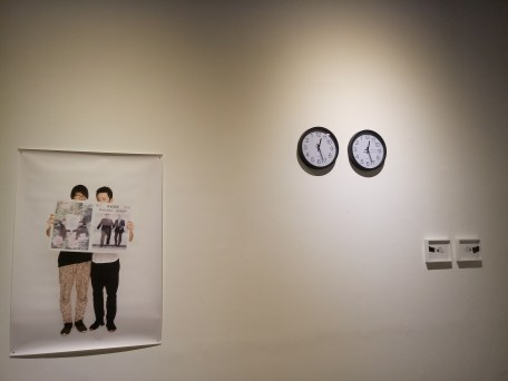 "Jun Yang and Michikazu Matsune's ""The past is a foreign country - landscape in 4 scenes"""