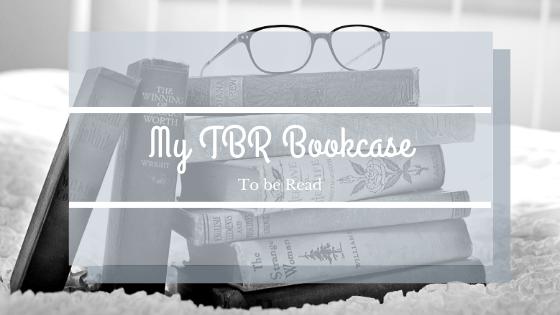 My TBR bookcase