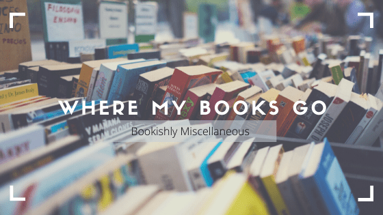 Where do my books go?