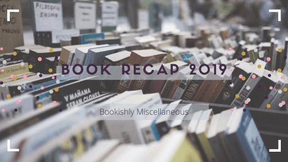 Book Recap 2019