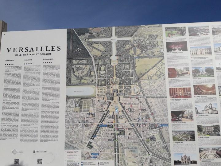 The Palace of Versailles/ Château de Versailles