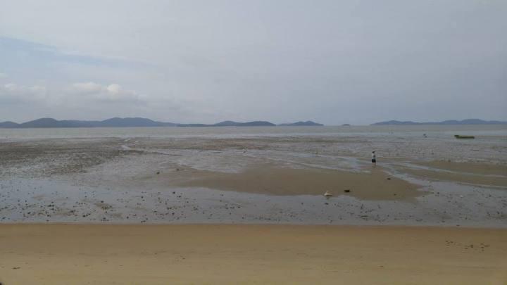 Incheon mudflats
