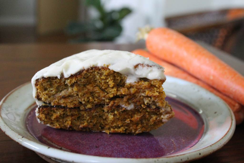 So, You Want to Be a Yoga Teacher? Have a Seat with this Carrot Cake.