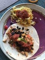 Vegan Breakfast Migas