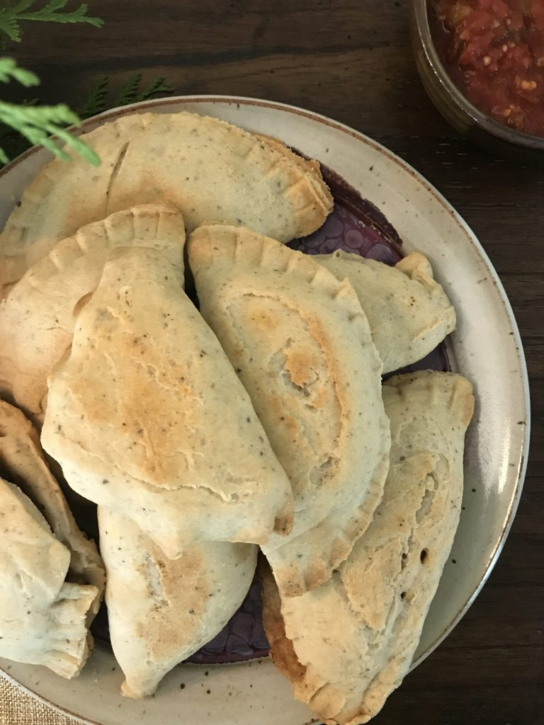 Enrich Your Life with Vegan Empanadas