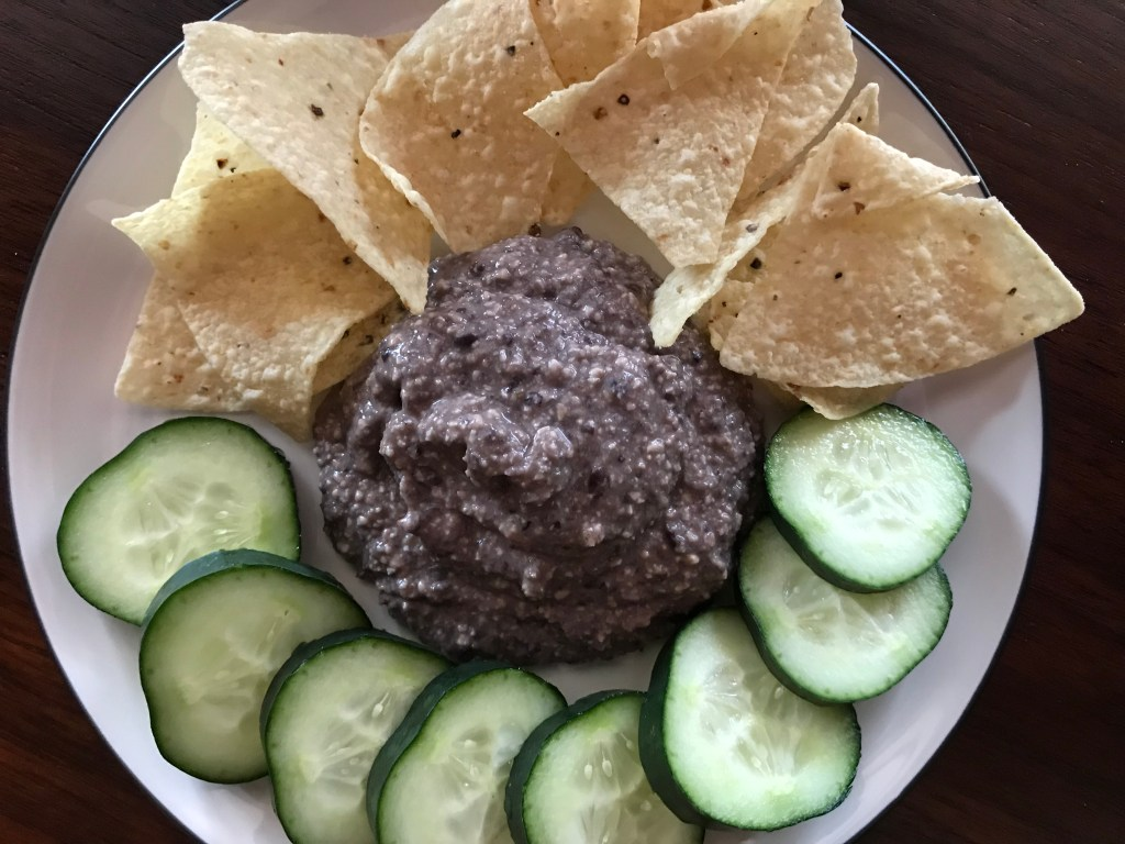 Black Bean Dip for the Win