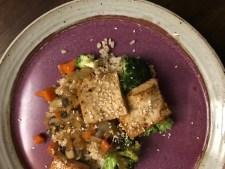 Asian Stir Fry with Tofu