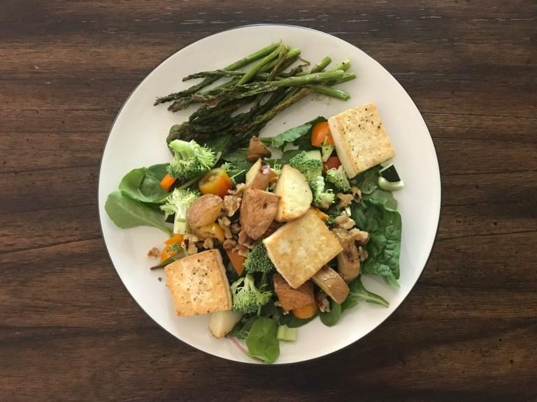 Neutral Ground Spring Salad