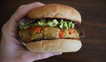 Hatch-Chile-Veggie-Burger-Vegan