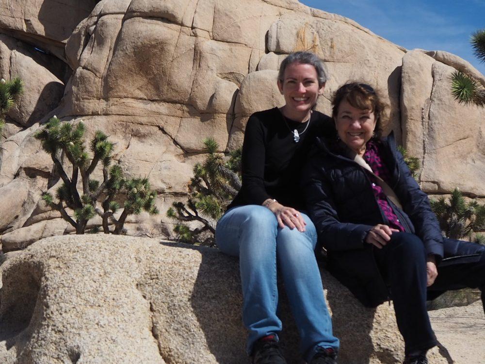 Finding Vegan and Art in the California Desert