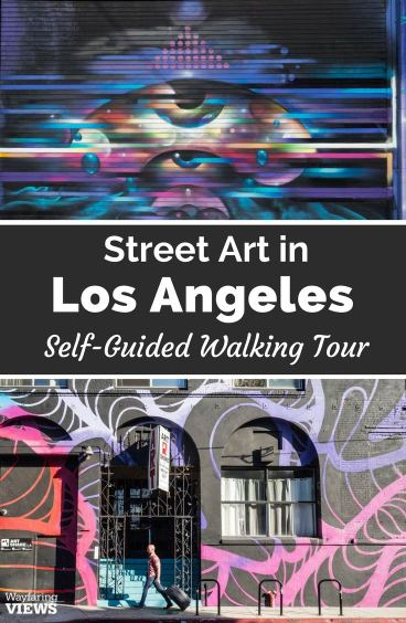 Downtown Los Angeles Street Art tour