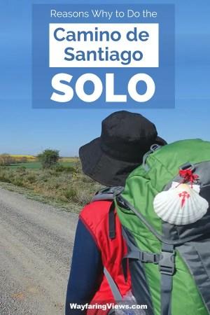 Hiking the Camino de Santiago Solo