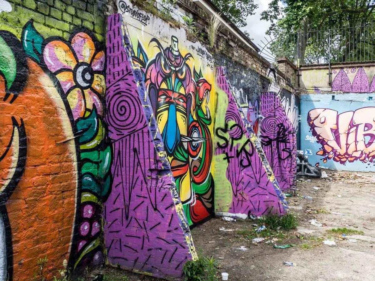 Brick Lane London Street Art Walking Tour