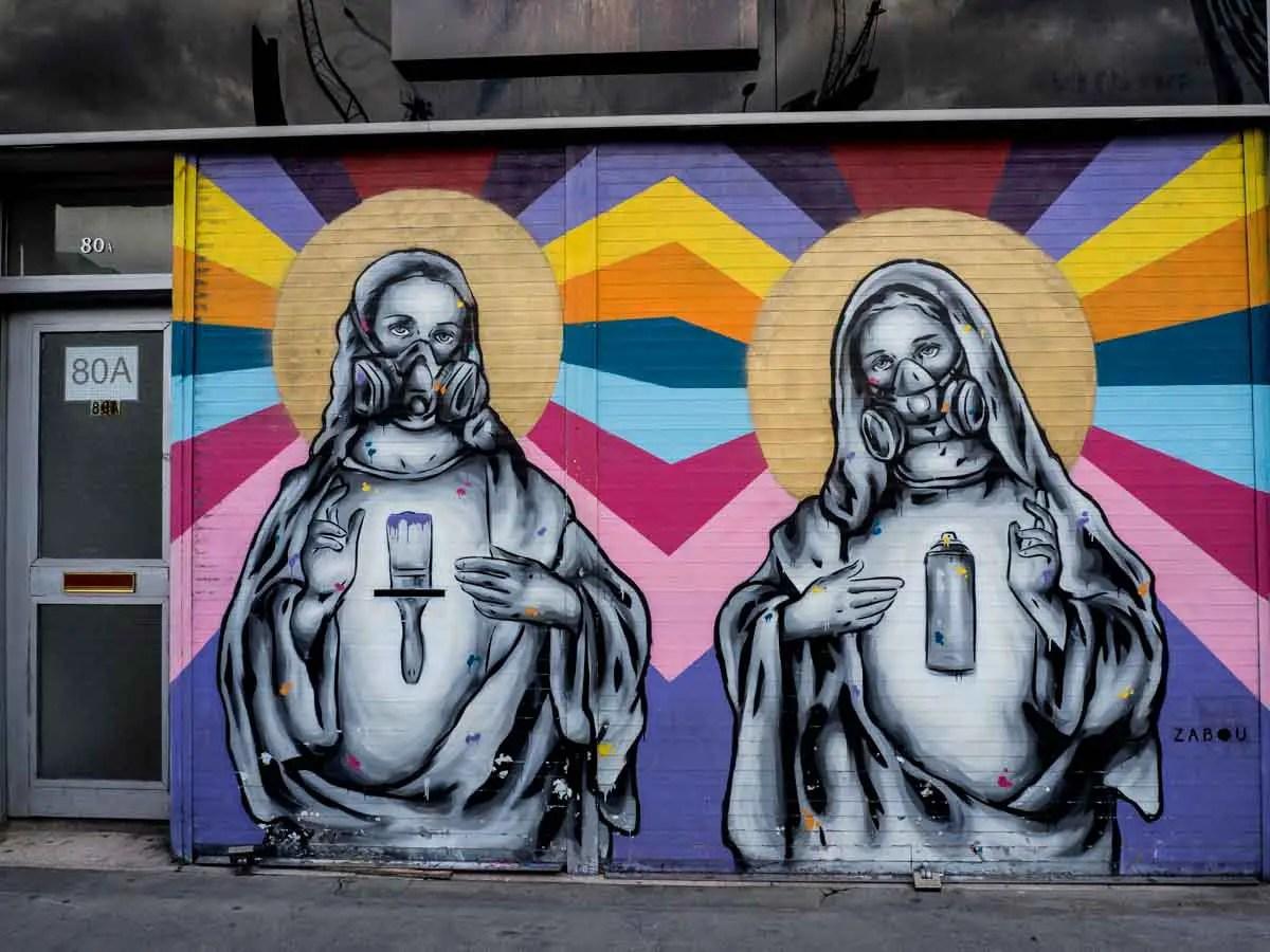 Zabou Street Art