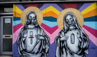 See Shoreditch Street Art to Get Your London with an Edge