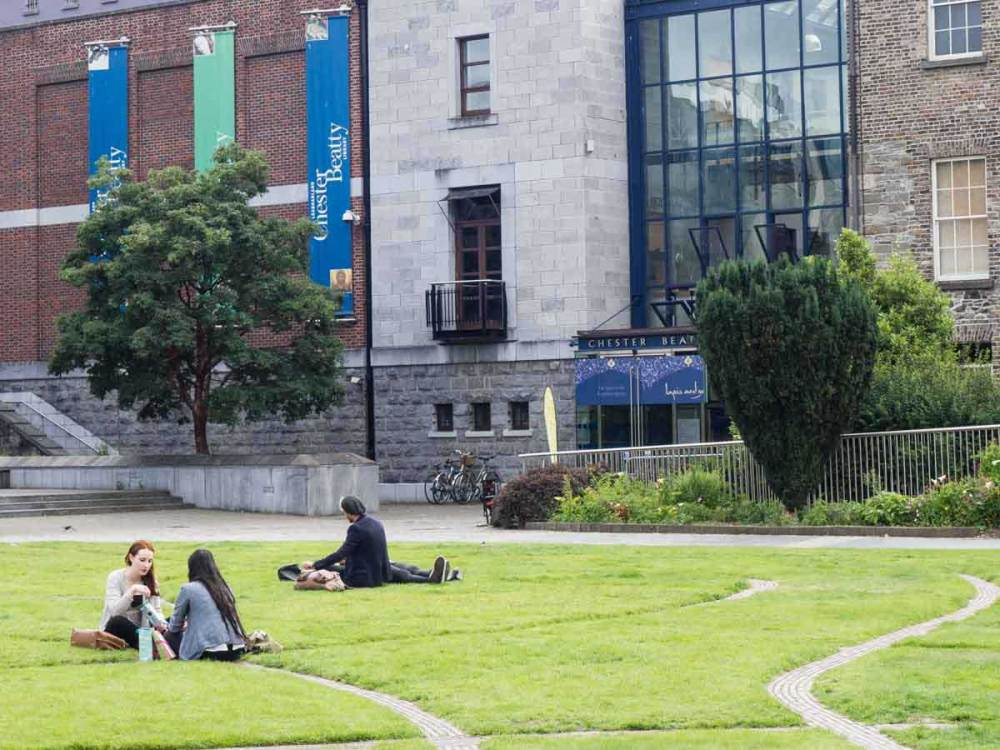 Chester Beatty Library - Literary Tour of Dublin