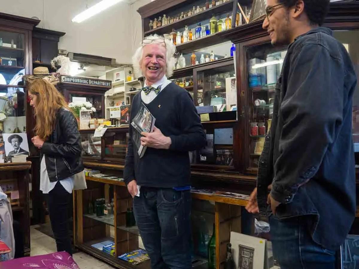Sweny's Pharmacy in Dublin- Read James Joyce