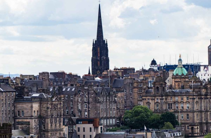 Dare to Disobey Rick Steves in Edinburgh- An Alternative Itinerary