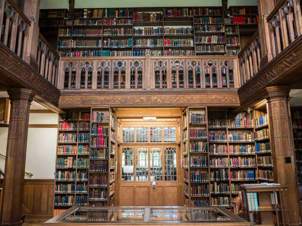 Gladstone's Library Wales