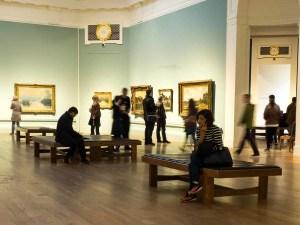 Royal Academy of Edinburgh Contemporary art