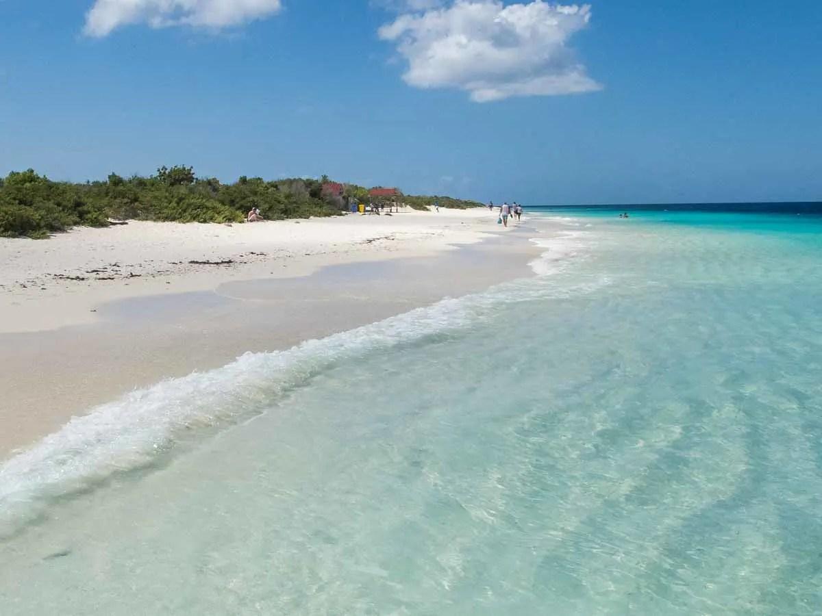 Klein Bonaire Beach excursion