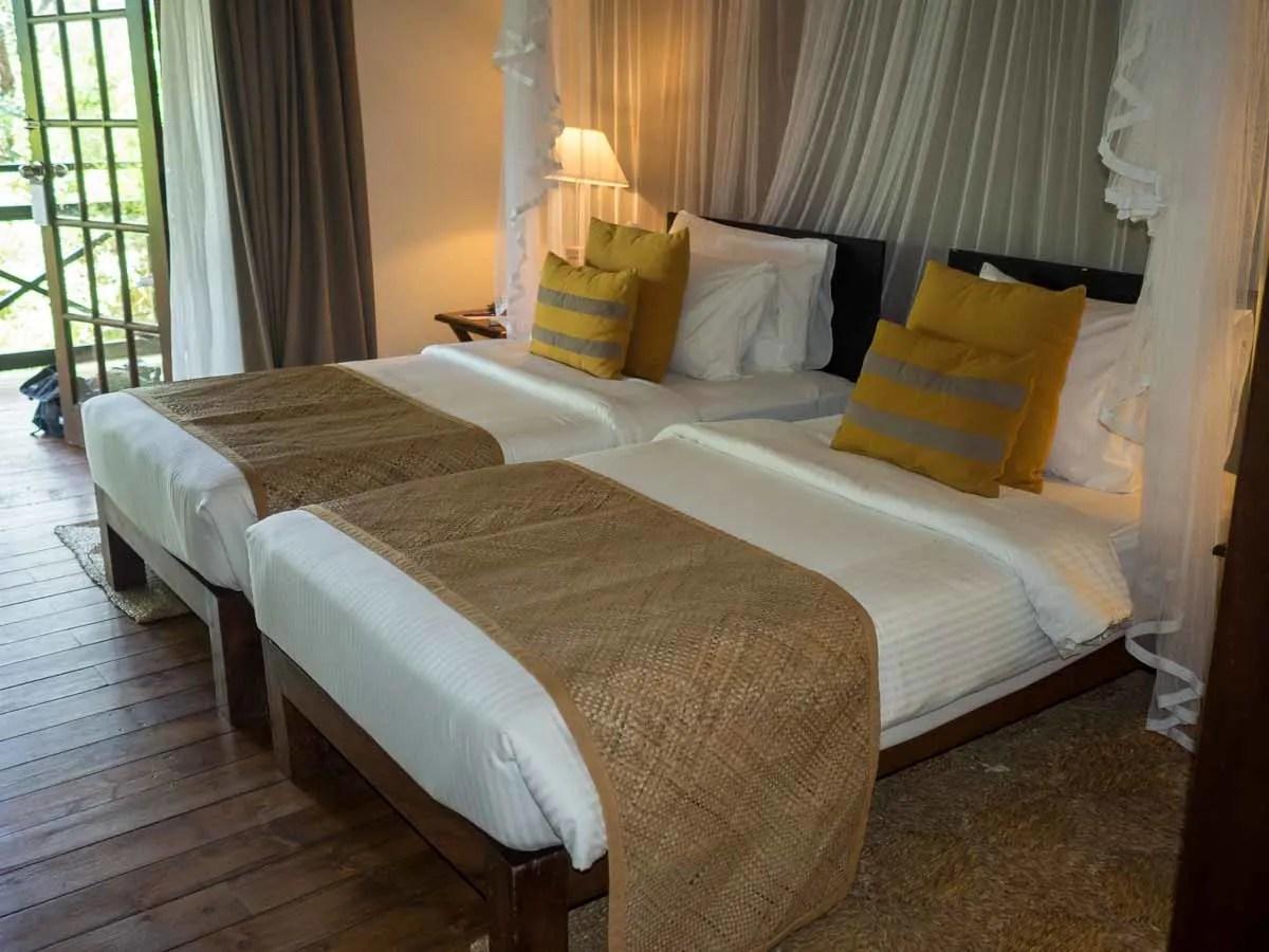 Cinnamon Wild Sri Lanka hotel room