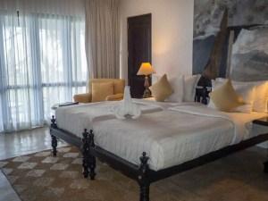 Mosvold Villa hotel room