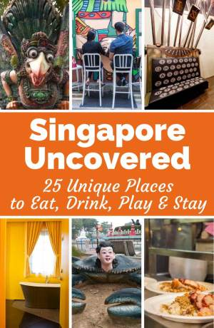 Go deeper in Singapore with this list of 25 unique things to to there. | Things to do in Singapore | Singapore food | Singapore museums | Singapore hotels