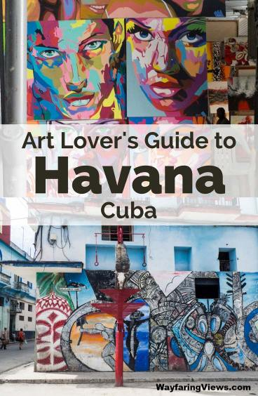 Art Lover's Guide to Havana