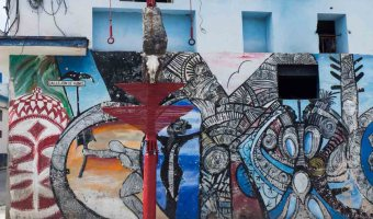 Whimsical Art in Havana: Callejon de Hamel, Street Art and Galleries