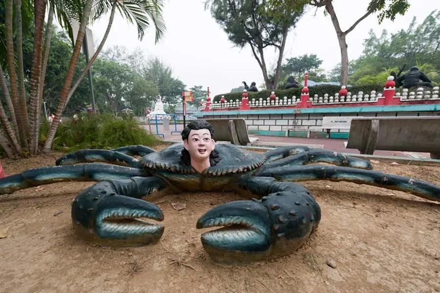 Interesting places in Singapore: Haw Par Villa