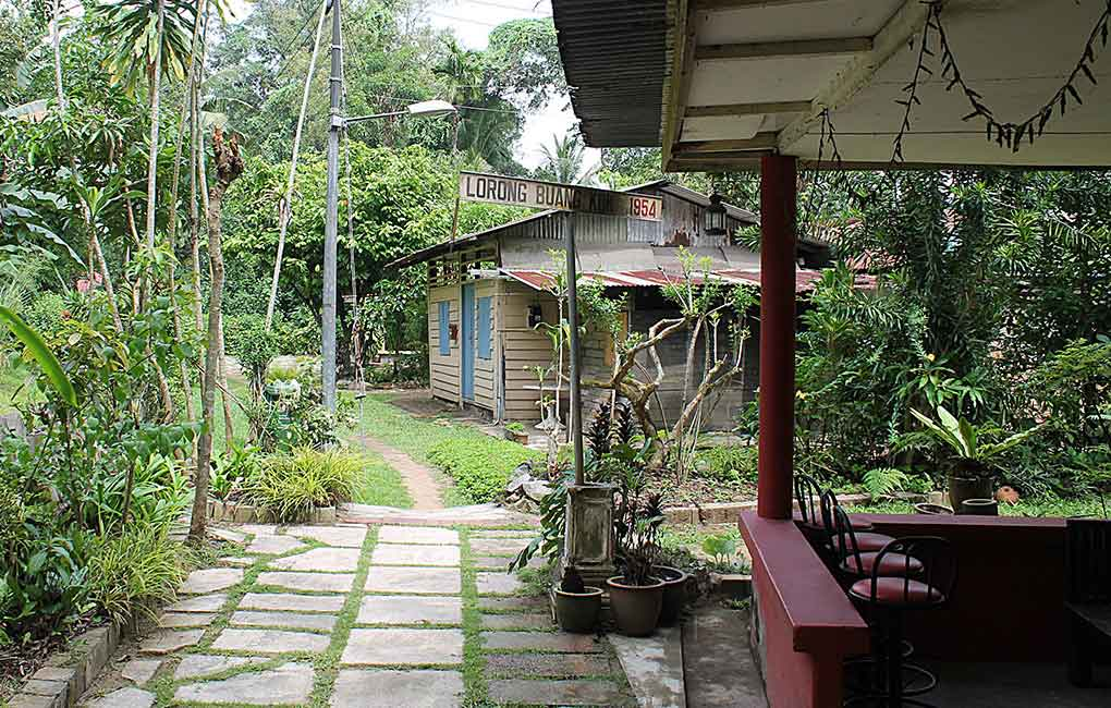 Interesting Places in Singapore: Kampong Buangkok