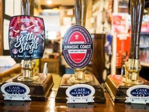 England Jurassic Coast Beer