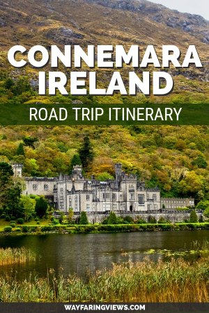 Take a road trip on Ireland's Connemara loop from Galway. This itinerary features epic coastline, castles, national parks and beautiful countryside.