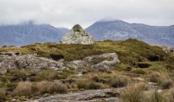 Ireland Galway Connemara Bog