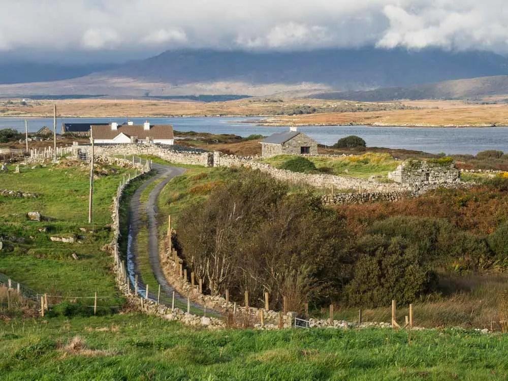 Ireland Wild Atlantic Way Roundstone