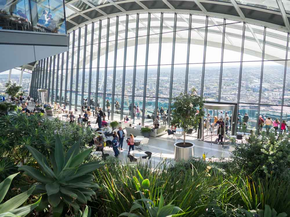 Sky Garden London Viewpoint