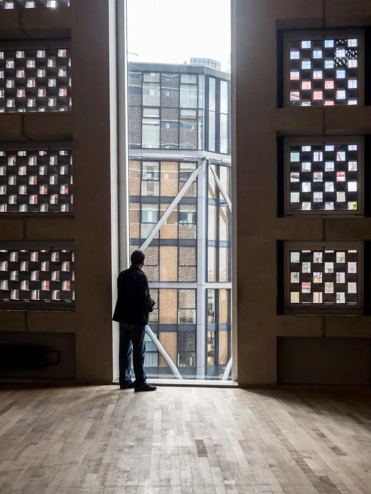 London Tate Modern Interior