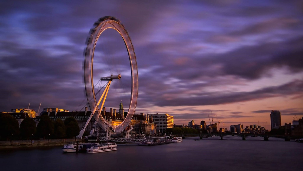 Best London Views London Eye