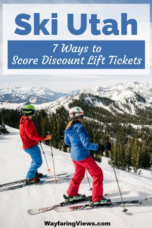 Score a deal on discount Utah lift tickets. Get your winter snow fix and save money skiing in Salt Lake City and Park City. Alta | Solitude | Snowbird | Deer Valley | Brighton | Winter Travel