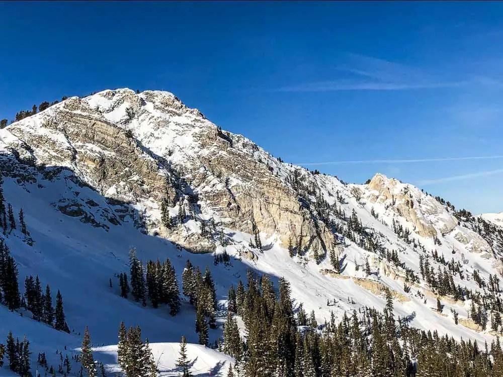 Skiing in Salt Lake City: Solitude Ski Resort