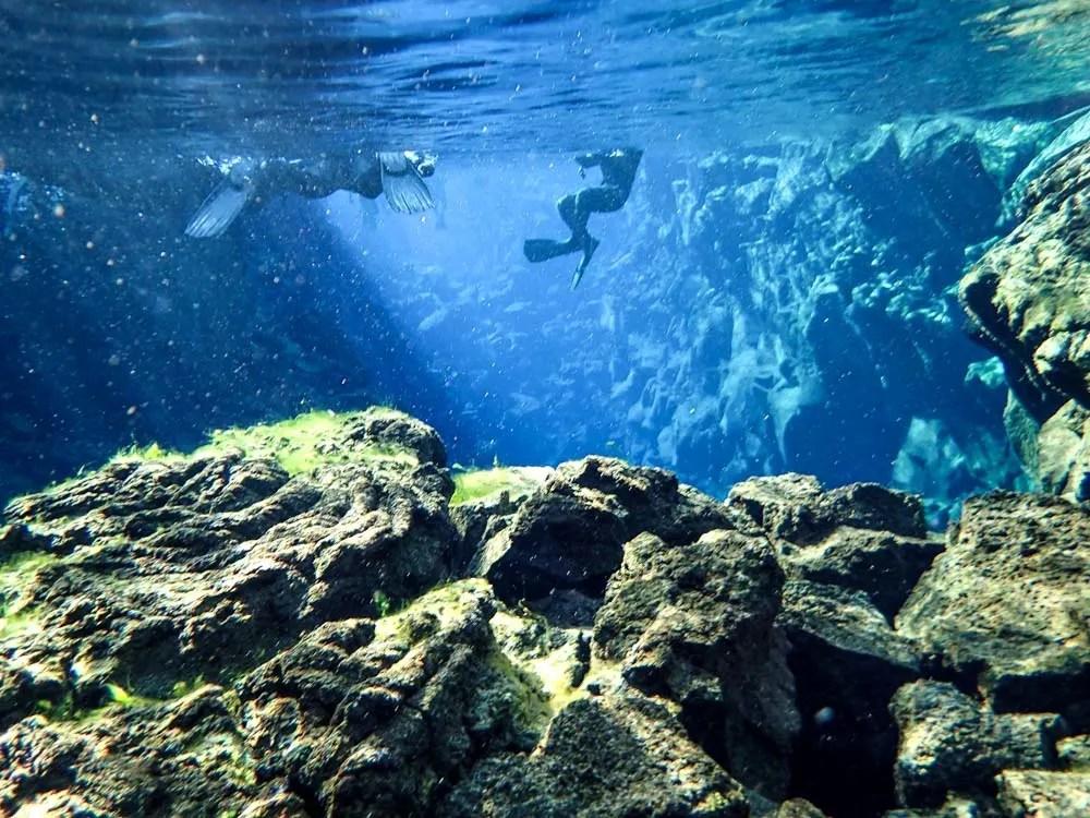 Iceland Silfra snorkeling