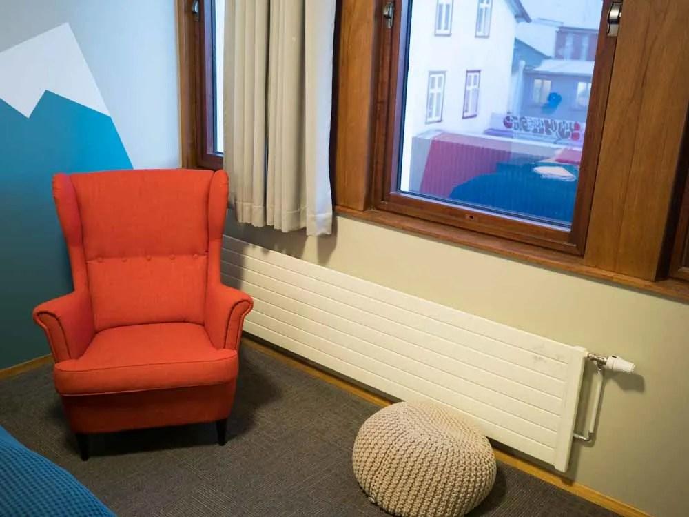 Loft Hostel Reykjavik Iceland Private Room