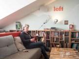 Reykjavok Loft Hostel lobby