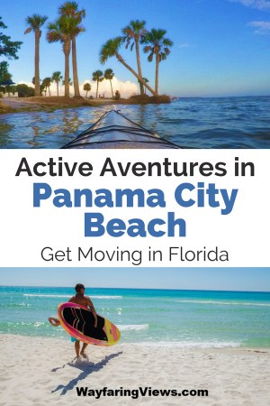 Active Activities in Panama City Beach Florida