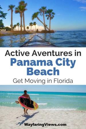 Active Activities in Panama City Beach Florida