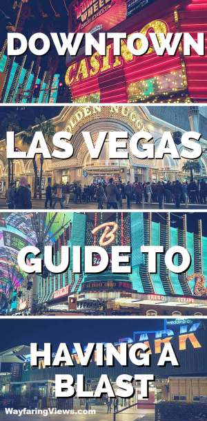 Have a blast with this epic guide for things to do in Downtown Las Vegas. Downtown is retro, affordable and fun. Things to do in Las Vegas Nevada | Las Vegas travel tips | Downtown Las Vegas restaurants, hotels & attractions | Fremont Street Experience